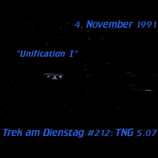 #212: Unification I (TNG 5.07)