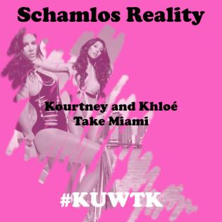 Schamlos Reality: Kourtney and Khloé Take Miami