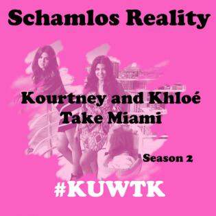 Schamlos Reality: Kourtney and Khloé Take Miami Season 2