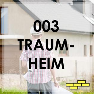 003 - Viele Wege führen dich zu deinem Traumheim