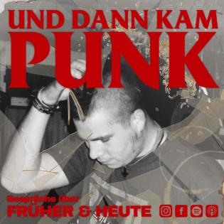 21: Benni Krasemann (AUSKOTZEN, 244 GL, GLASSES, TRAINWRECK, WIRE LOVE) - Und dann kam Punk