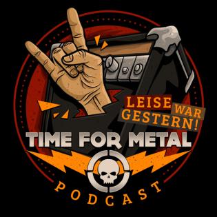 Folge 31 - Inga und Stefan von Van Canto (A-cappella-Heavy-Metal) im Interview und Themenroulette
