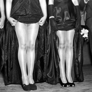 15.5.1940: Die ersten Nylon-Strümpfe kommen auf den Markt