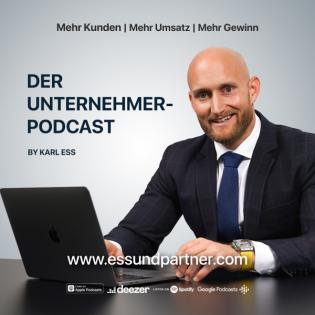 #026 - 60K Umsatz im Monat! Florian Lenhardt verlor seinen Job & gründete seine Digital Scaling Agency.