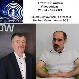 Vol. 35 - Eduard Serkowitsch - Forescout - Audio only