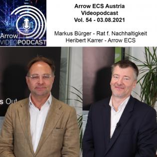 Vol. 54 - Markus Bürger - Öst. Rat für Nachhaltige Entwicklung - Audio only