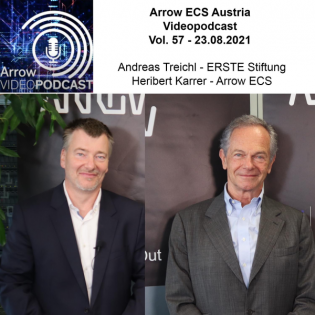 Vol. 57 - Andreas Treichl - ERSTE Stiftung - Audio only
