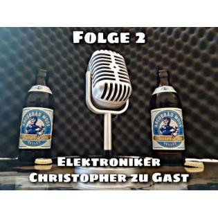 Folge 2: Elektroniker für Geräte und Systeme - Christopher zu Gast
