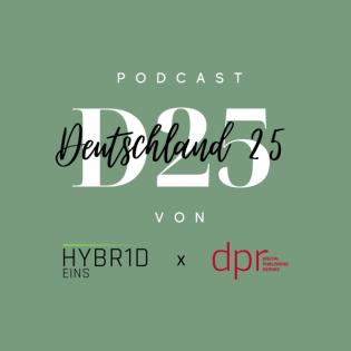 D25 #50: Über die Zukunft von KI