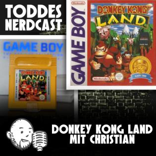 025 - Mit Donkey Kong Land und Christian und Todde! - Game Boy am Retromontag