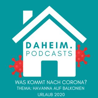 #28 Daheim mit Serin und Matze - Havanna auf Balkonien