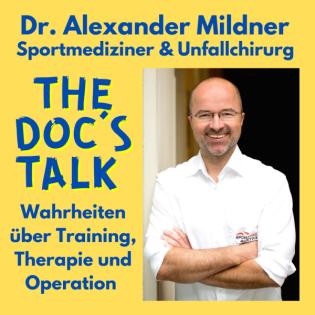 The Doc's Talk #011: Schmerztherapie 2.0 – schonend, präzise und nachhaltig erfolgreich