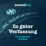 Grundgesetz-Podcast | BONUS: Coronavirus und die Verfassung - Gut vorbereitet