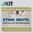 Colloquium Fundamentale SS 2013 - Ethik: Auf dem Weg zu einem Weltethos (Eröffnungsvortrag)