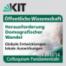 Colloquium Fundamentale WS 2013/2014 - Die demografische Entwicklung in Deutschland und Europa. Ursachen, Trends und gesellschaftliche Herausforderungen (Eröffnungsvortrag)