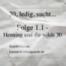 Folge 1.1 - Henning und die wilde 30