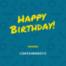 Eine Geburtstagsparty ohne Party