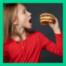 Lachlabor: Kann man einen Burger vornehm essen?