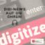 Folge 12 – Digi-News auf die Ohren! Corona als Enabler des Einzelhandels
