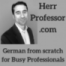 """How'd you say in German: """"Her husband irons her dresses at home.""""?"""