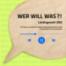 Wer will Was?! - Luise Amtsberg, Bündnis 90 / Die Grünen
