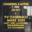CK137: TV-Tagebuch März/April 2021 – Last One Laughing, Böhmermann, Katakomben