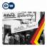 Unterzeichnung der ersten deutsch-deutschen Städtepartnerschaft zwischen Saarlouis und Eisenhüttenstadt am 19.9.86 - Zwischenbilanz nach 18 Monaten