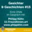 Philipp Kühn - Gesichter und Geschichten #15 - www.11-Freundinnen.art
