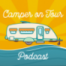 Mit Porta Potti on Tour und ohne Wohnwagen