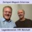 """HRF 098   Zeitspiel - Magazin """"Legende - VfR Bürstadt"""""""