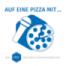Auf eine Pizza mit... Steven Mc Auley