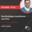 Folge 133: Nachhaltiges Investieren mit ETFs