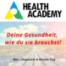 #5 Start in ein gesundes Leben - Kindergesundheit TEIL 1
