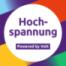 Unser Spitzenduo für die Bundestagswahl! #GenerationEuropa - Hochspannung Podcast