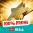 "100 % Promi mit ""Blümchen"" Jasmin Wagner"