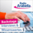 Zu Gast bei Radio Arabella – Reiseexperte Felix König