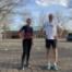 Ein Auf und Ab - Mein Halbmarathontraining und das f*** Schienbein
