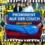 Prominent auf der Couch: Privatspähre