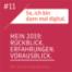 Folge 11 || Mein 2019: Rückblick. Erfahrungen. Vorausblick.