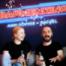 #71 Gunpowder Milkshake; everything is neon