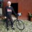 Der Fahrradkantor fährt von Orgel zu Orgel durchs Land