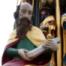 Markus der Evangelist am Schönen Brunnen in Nürnberg
