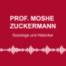 """#101: """"Antisemitismus-Vorwürfe beliebig geworden"""" - mit Prof. Moshe Zuckermann"""