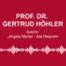 "#104: Merkel – die ""leise Autokratin"" - mit Prof. Dr. Gertrud Höhler"