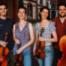 Das Aris Quartett spielt Schuberts Streichquartett B-Dur D 18