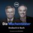 Bosbach & Rach - mit Edmund Stoiber und Peter Prange