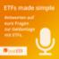 #10 mit Dominique Riedl: Die ETF-Revolution – 10 Jahre justETF