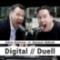 Digital // Duell (Wahlspecial Nr. 1, KW35/2021) - Die Pressedebatte für die Digitale Transformation