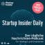 Parteien im Zukunfts-Check: Heute mit der FDP – Zum Thema Startups & Digitalisierung.