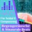 Regengeräusche & binaurale Beats für Schlaf & Entspannung